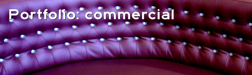 Richards upholstery commercial portfolio